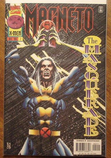 Magneto #2 comic book, Marvel Comics, NM/M, X-Men, Mutants