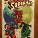 Superman: Man of Steel #62 comic book - DC Comics