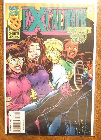 Excalibur #91 comic book - Marvel Comics