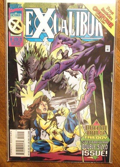 Excalibur #90 comic book - Marvel Comics