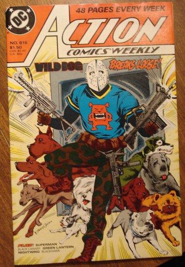 Action Comics Weekly #615 comic book - DC Comics - Superman