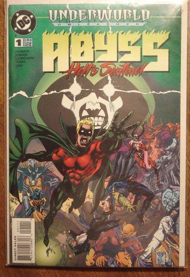 Abyss: Hell's Sentinel #1 comic book - DC Comics