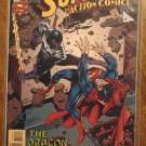 Action Comics #707 comic book - DC Comics - Superman