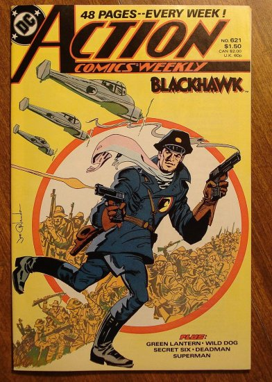 Action Comics Weekly #621 comic book - DC Comics - Superman