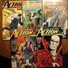 Action Comics Weekly #'s 621, 622, 623, 624, 625 comic book - DC Comics - Superman