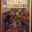 Alien Encounters #2 comic book - Eclipse Comics