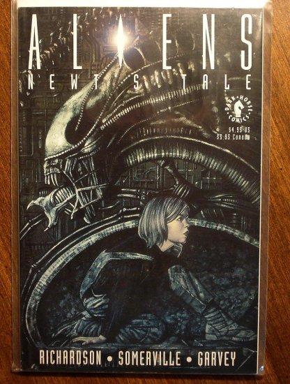 Aliens: Newt's tale #1 comic book - Dark Horse Comics