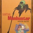 Martian Manhunter: American Secrets #3 deluxe format comic book - DC Comics