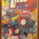 Marshal Law: Secret Tribunal #1 comic book, Dark Horse Comics