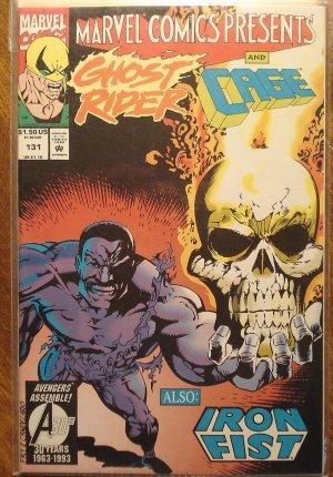 Marvel Comics Presents #131 comic book, Wolverine, Ghost Rider