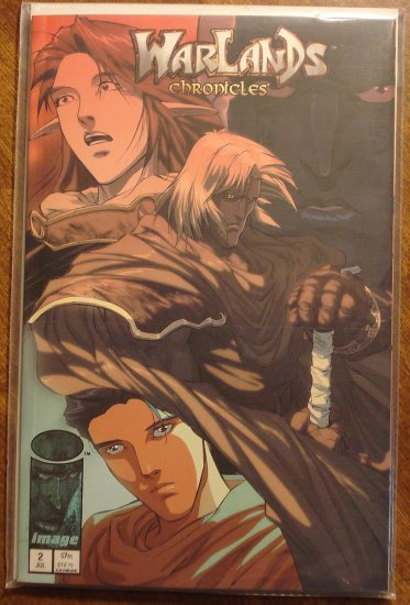 Warlands Chronicles #2 comic book - Image Comics
