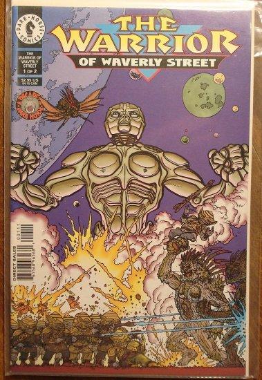 The Warrior of Waverly Street #1 comic book - Dark Horse comics