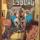 Teen Titans Spotlight - Cyborg #13 comic book - DC Comics