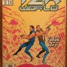 William Shatner's Tek World #17 comic book - Marvel comics