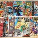 Suicide Squad #'s 19, 20, 21, 25, 28, 29, 30, 31, 32, 33, 34 comic book - DC Comics