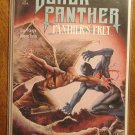 Black Panther: Panther's Prey #2 deluxe format comic book - Marvel Comics