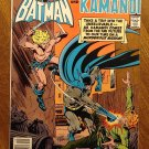 Brave & The Bold #157 comic book, Batman & Kamandi - DC comics