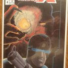 Racer X #4 comic book, Now Comics, Speed Racer