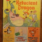 Dell Four (4) Color #13 - Walt Disney's Relectant Dragon comic book, Dell comics, 1941, very rare