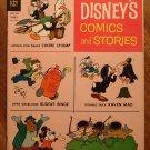 Walt Disney's Comics & Stories V23, #1 1962 Donald Duck Huey Dewey Louie, Gold key Comics
