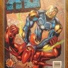 X-O Man of War #4 (Vol. 2) comic book - Valiant Comics
