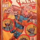 X-men Adventures: Season II #7 comic book - Marvel comics