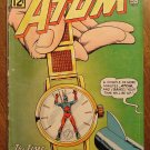 The Atom #3 comic book 1962, Good/VG condition, DC comics, 1st appearance of Chronos