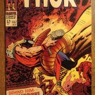 The Mighty Thor #157 comic book, 1968, Marvel Comics, Jack Kirby art, Fine condition