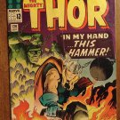 Journey Into Mystery - Thor #120 comic book, 1965, Marvel Comics, Jack Kirby art, VG condition