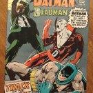 Brave & The Bold #79 (1968) comic book, Batman & Deadman, DC comics Neal Adams VF condition!