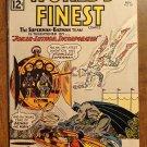 World's Finest #129 (1962) DC Comics, Superman, Batman, Aquaman, Aqualad, Green Arrow VG condition