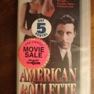 American Roulette VHS video tape movie film, Andy Garcia, Kitty Aldridge