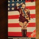 Patton VHS video tape movie film, 2 tape set, George C. Scott, Karl Malden