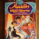 Walt Disney - Aladdin & the King of Thieves VHS animated video tape movie, Robin Williams