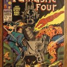 Fantastic Four (4) #80 (1968) comic book - Marvel Comics, VG/F, Jack Kirby, Wyatt Wingfoot