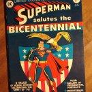 Superman salutes the Bicentennial #C-47 Treasury Edition comic book (1976), DC Comics, VF condition