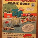 Buster Brown #34 (1950's) promo comic book, Brown shoe company? Good condition