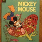 Walt Disney's Mickey Mouse #86 (1963) comic book, Gold Key Comics, VG condition