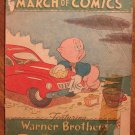Weatherbird March of Comics #42 (1949) comic book, Western Pub., Fair condition, Porky Pig