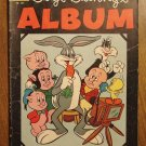 Dell Four (4) Color - Bugs Bunny's Album #724 (1956) comic book, VG- condition