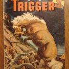 Roy Rogers' Trigger Comics #10 (1953) comic book, Dell comics, VG condition