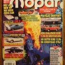 Mopar Collector's Guide magazine February 2003 - Hemi Challenger, Rare Daytona, street racing deaths