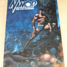 Marvel comics Namor The Sub-mariner poster, 22x34, rolled, never displayed