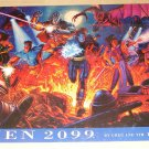 Marvel comics X-Men 2099 II (2) poster, 22x34, rolled, never displayed