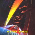 Star Trek: Insurrection movie poster, full size, never displayed, rolled, next generation