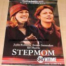 Stepmom movie poster, full size, never displayed, rolled, Susan sarandon, Julia Roberts