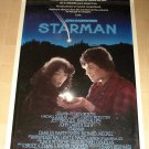 Starman movie poster, 24x36, rolled, Jeff Bridges, Karen Allen