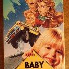 Baby on Board VHS video tape movie film, Judge Reinhold, Carol Kane