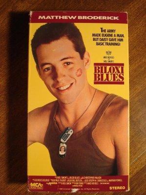 Biloxi Blues Vhs Video Tape Movie Film Mathew Broderick
