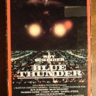 Blue Thunder VHS video tape movie film, Roy Scheider, Candy Clark, Daniel Stern